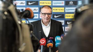 Словакия има нов национален селекционер, не е Ел Маестро