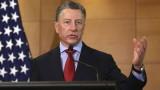 Ключова оставка в САЩ заради Украйна