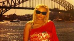 Вижте Емилия преди години в Австралия