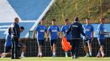 Станимир Стоилов откри тренировките и преди дербито