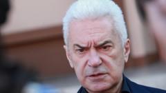 Сидеров гневен - парламентът не му дал думата при напускане