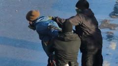 Опозицията в Минск отново излезе на протест