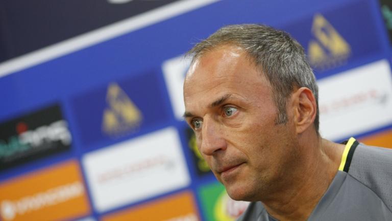 Наставникът на Марибор - Дарко Миланич остана доволен от постигнатото