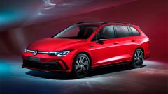 Volkswagen показа едновременно две комбита Golf от ново поколение (Видео)