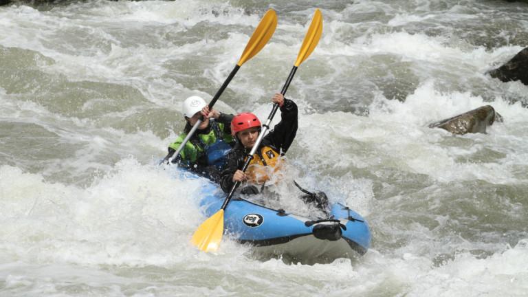 Бързите води носят силни емоции