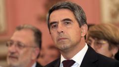 Плевнелиев наложи вето върху закона за чужденците