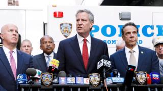 Кметът на Ню Йорк обеща да ореже парите за полицията