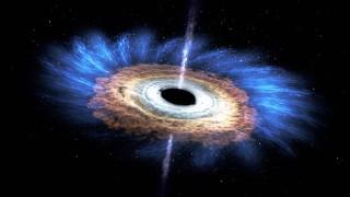 Кадър от Swift: Среща на звезда и черна дупка