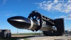 Изстреляха първата ракета от частна площадка в Нова Зеландия