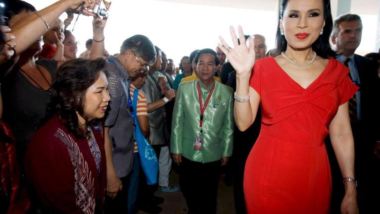 Избирателната комисия в Тайланд дисквалифицира сестрата на краля от надпреварата