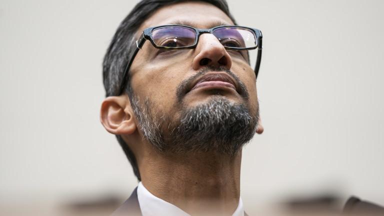 Промени в ръководството на Google
