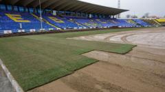 Без писта на новия стадион на Левски