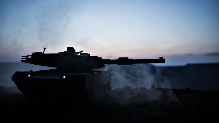 САЩ провежда в Европа най-голямото военно учение след Студената война