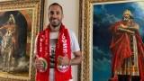 Трансферите не спират: ЦСКА се подсили и с Петър Занев
