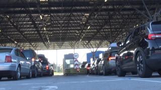 До 18 часа пускат всички коли на ГКПП Кулата и на Капитан Петко войвода