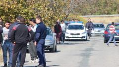 Десетки в ареста след меле между два цигански клана в Розино