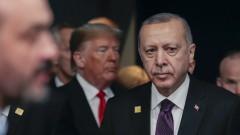 Ердоган настоява за помощ от НАТО след като подкрепи плана за Полша и Прибалтика