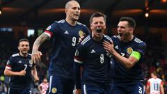 Хърватия - Шотландия, шотландците изравняват