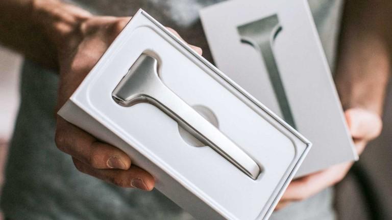 Самобръсначките с няколко ножчета са проектирани така, че да бръснат