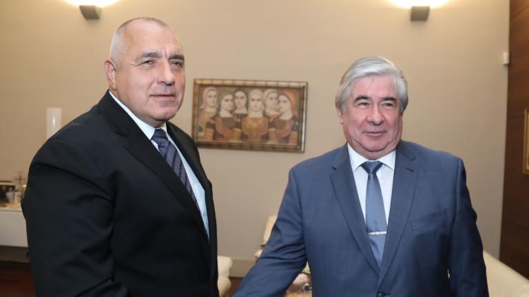 Борисов и руският посланик не виждат пречки за добронамерения дух на отношенията ни