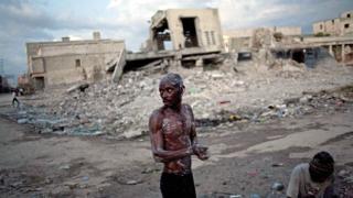 Хаитяни нападнаха миротворци от ООН