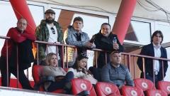Стоилов: Петричев по каква причина говори за футбол?