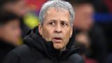 Треньорът на Борусия (Дортмунд) не смята, че тимът се намира в криза