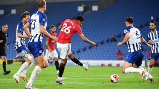 Мейсън Грийнууд бил готов за националния отбор на Англия
