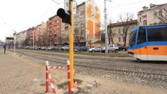 """Автобуси заместват трамваите по бул. """"Цар Борис III"""""""
