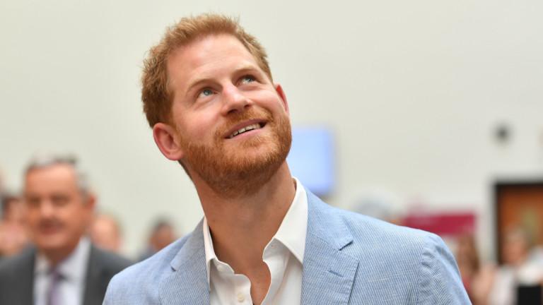 Защо принц Хари не иска много деца
