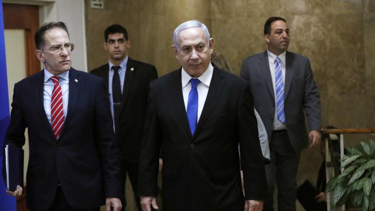 Израелските партии