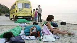 Германски турист се удави, спасявайки се от пожар в Гърция