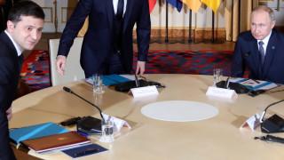 Путин и Зеленски обсъдиха по телефона размяна на пленници