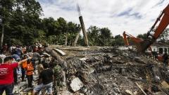 Земетресение на остров Суматра, десетки загинали