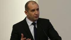 Президентът Радев свиква КСНС