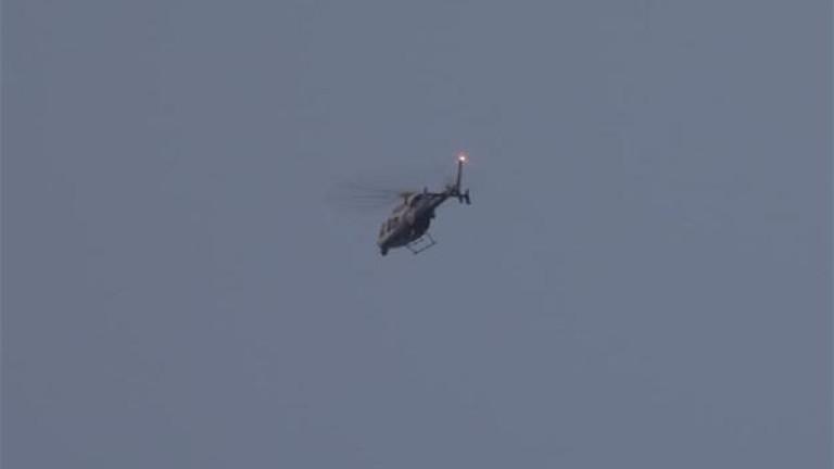 Кюрдски бунтовници свалили хеликоптера в Турция
