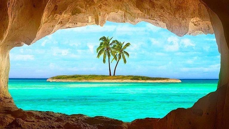 Сайт за запознанства си купи специален остров за изневери