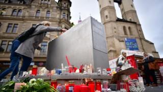 """Евреите в Германия """"скандализирани"""" от слабата полицейска защита на атакуваната синагога"""