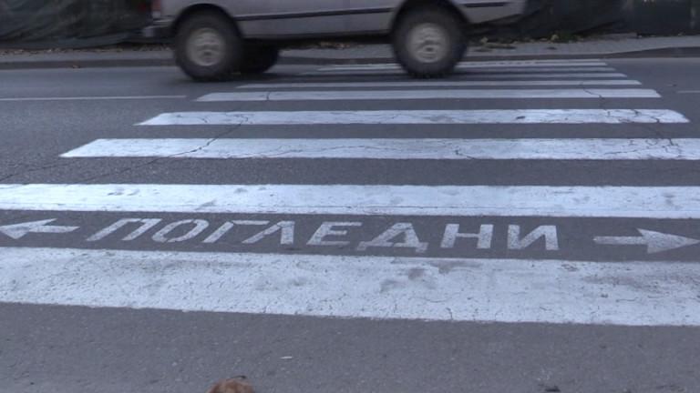 8-годишно момче е ударено от джип на пешеходна пътека напловдивския