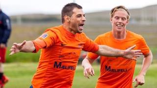 Помните ли този футболист на Берое и Левски? Стана голмайстор в Исландия