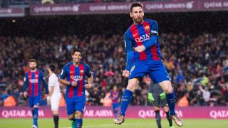Меси се завърна с два гола и асистенция, Барса с класика над Севиля