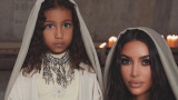Ким Кардашиян, Армения и кръщенето на децата й