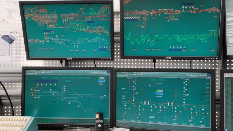 Изграждането на системи за сигнализация, телекомуникации, цифрово управление и контрол