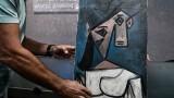 Пикасо, Мондриан и откритите картини, откраднати в Атина преди девет години