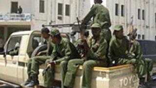 Сомалийското правителство се справи с ислямистките бунтовници