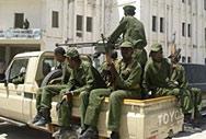 Атакуват конвой на етиопската армия в Могадишо