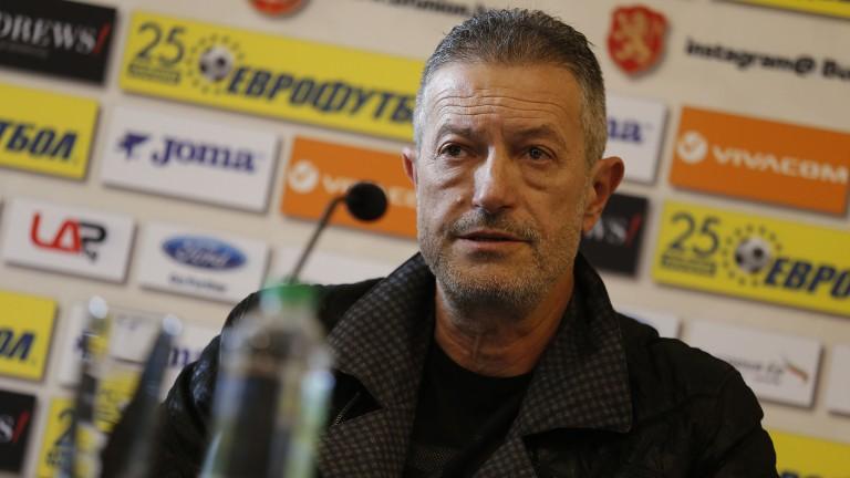 Шефът на съдиите Йордан Сталев: Реферът на Левски - ЦСКА се справи, червеният картон е точен, но...