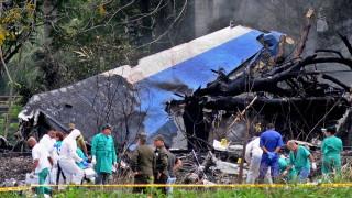 Петима от загиналите пътници при самолетната катастрофа в Куба са чужденци