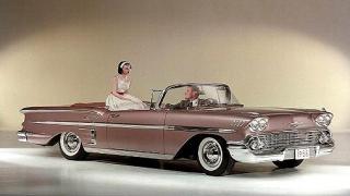Chevrolet приготви специално издание на Impala