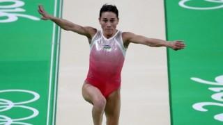 Гимнастичката Оксана Часовитина се класира за осма Олимпиада